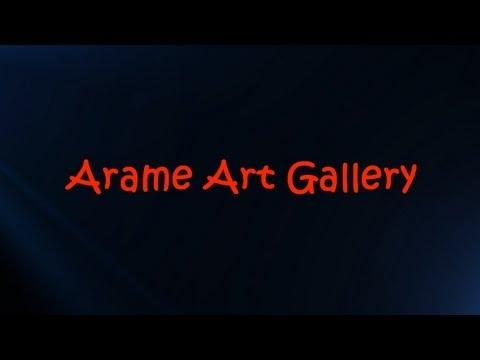 "Arame Art Gallery Presents ""Armenian Modern Art"""