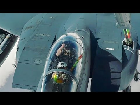 Video of a KC-10 Extender from...