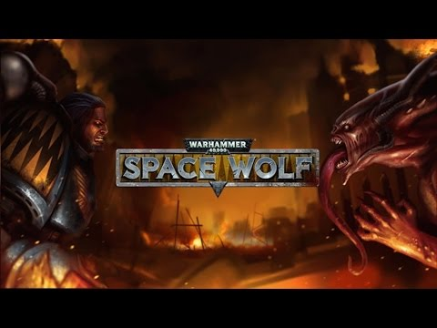 Warhammer 40.000 : Space Wolf IOS