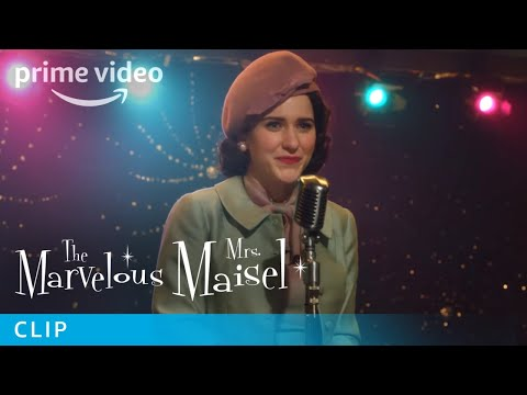 The Marvelous Mrs Maisel Season 2 Paris Stand Up | Prime Video