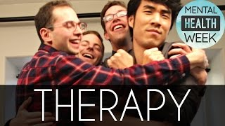Video The Try Guys Try Therapy MP3, 3GP, MP4, WEBM, AVI, FLV Juni 2018