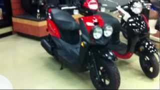 3. 2013 Yamaha Zuma 50 F- Quick Review