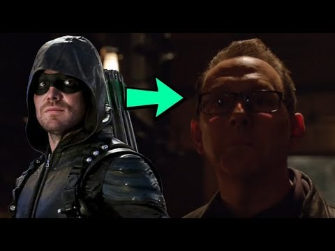 Cayden James Motives Revealed And Green Arrow Returns Arrow Season  6 Episode 7 Review