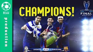 Video FC Barcelona - Road To Glory ● BERLIN 2015 - Champions League MP3, 3GP, MP4, WEBM, AVI, FLV Desember 2018