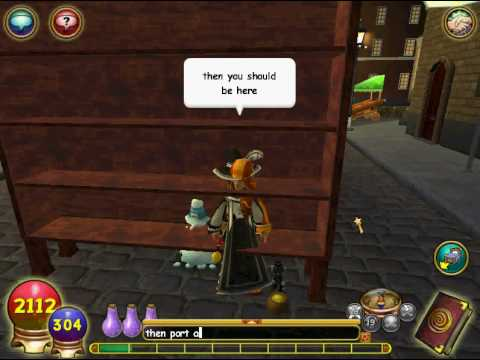 Wizard 101 Become Invisable *Works*