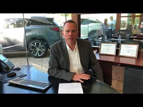Meet Greg Holley From South County Lexus