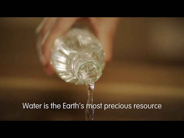 How we're supporting the world's water resources