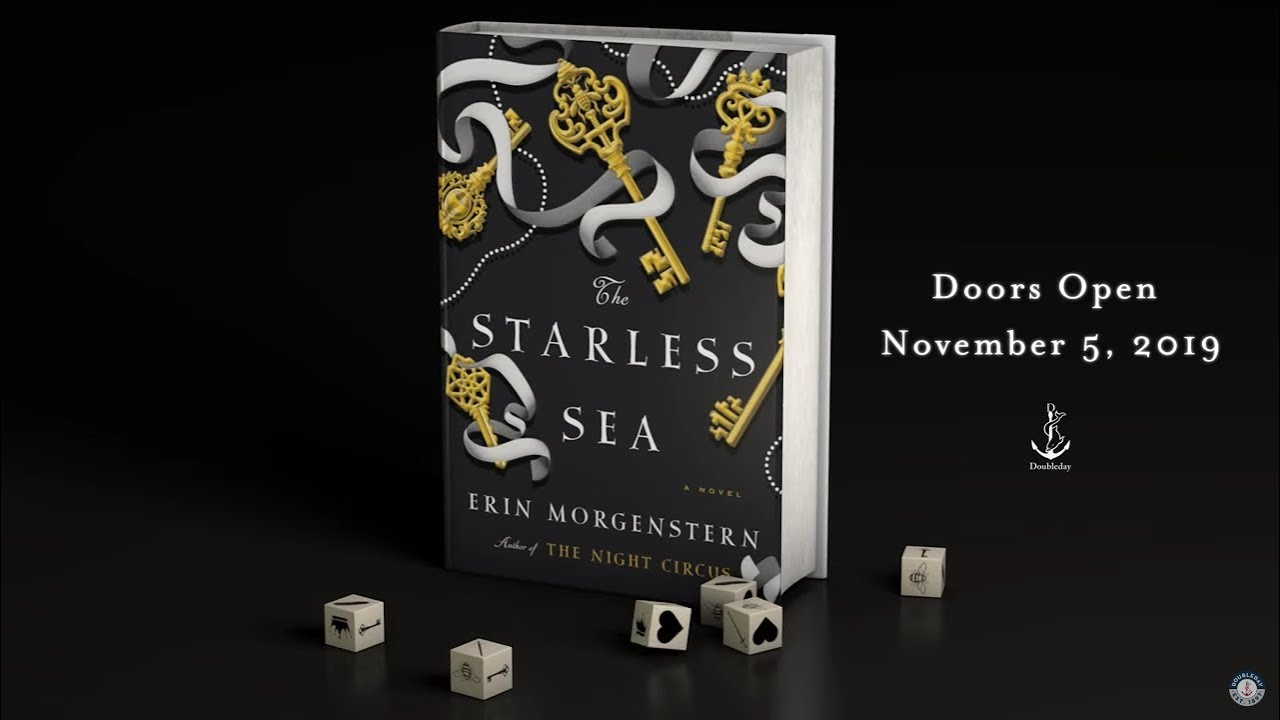 The Starless Sea by Erin Morgenstern [Book Trailer] | On Sale November 5, 2019