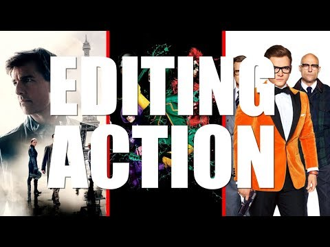 Editing Mission: Impossible, Kingsman, Kick-Ass | Talking Action with Eddie Hamilton - Thời lượng: 13 phút.
