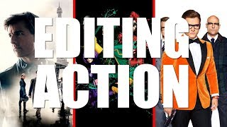 Video Editing Mission: Impossible, Kingsman, Kick-Ass | Talking Action with Eddie Hamilton MP3, 3GP, MP4, WEBM, AVI, FLV Agustus 2018