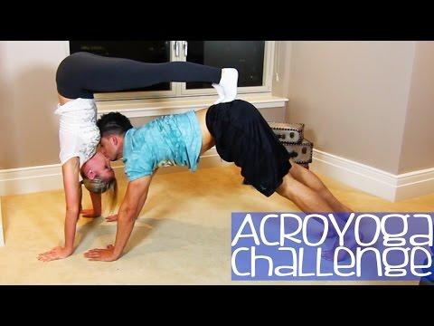 ACRO YOGA CHALLENGE