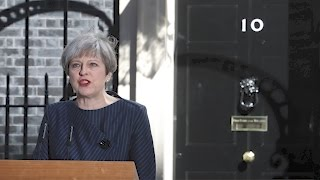 The Prime Minister calls snap General Election