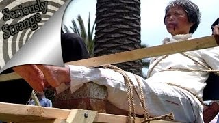 Modern Torture Methods | SERIOUSLY STRANGE