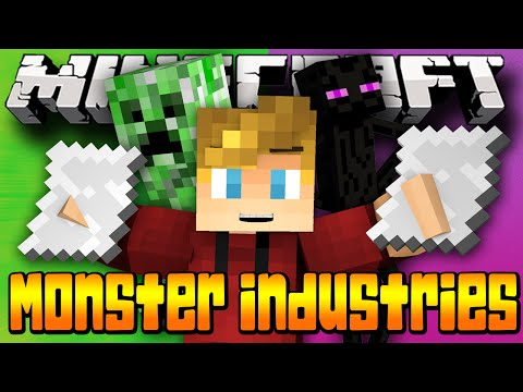 Industry - Minecraft 1.8 MONSTER INDUSTRY WARS! Minecraft RTS Game! Subscribe and never miss a Video - http://bit.ly/LachlanSubscribe Follow me on Twitter! https://twitter.com/LachlanYT This Awesome...