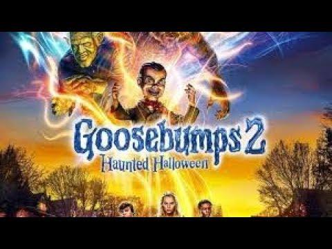 GOOSEBUMPS 2 Jack Black Returns Official Trailer | 1080p