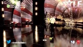 Arabs Got Talent - تجارب الأداء - ندير عمار