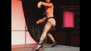 Angle Grinding at Debonair Social Club for No-Tell Cabaret