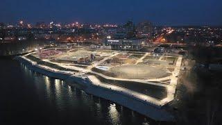 """Подарок к юбилею города в рекордные сроки. Строительство """"Тагильской лагуны-2"""" планировалось закончить в 2022 году, но уложились в 10 месяцев"""