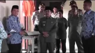 Wakil Bupati Pasaman Tinjau Rumah Rusak Akibat Angin Puting Beliung