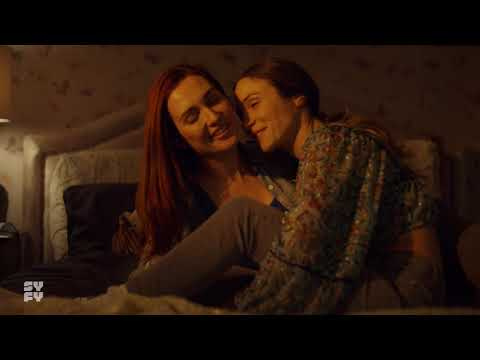 WAYHAUGHT KISSING SCENE - part 1