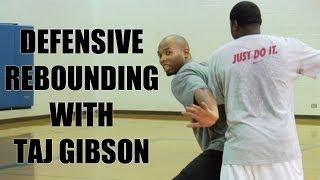 Defensive Rebounding in basketball