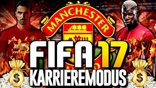 FIFA 17 KARRIEREMODUS GAMEPLAY - KOMPLETTE SAISON MIT MANCHESTER UNITED | FIFA 17 KARRIERE (DEUTSCH)