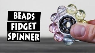 Video DIY Beads Hand Spinner Fidget Toy MP3, 3GP, MP4, WEBM, AVI, FLV September 2017