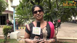 Reka Suresh at Nalanum Nandhiniyum Movie Press Show