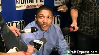 Bradley Beal 2012 NBA Draft Media Day - DraftExpress