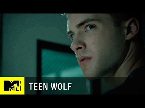 Teen Wolf 6.09 Clip 'Threatening Message'