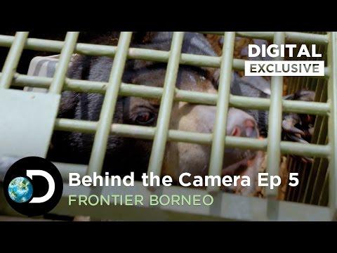 Behind the Camera: Lawa's Release   Frontier Borneo S01E05