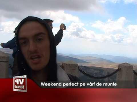 WEEKEND PERFECT PE VARF DE MUNTE