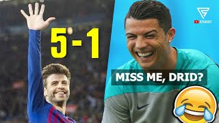 Video Saat Hukum Karma Terjadi Dalam Sepakbola - Karma Instan Dari Ronaldo MP3, 3GP, MP4, WEBM, AVI, FLV Januari 2019