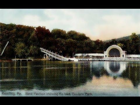 Lost Amusement Parks ~ Carsonia & Pendora Park, Reading, PA ~