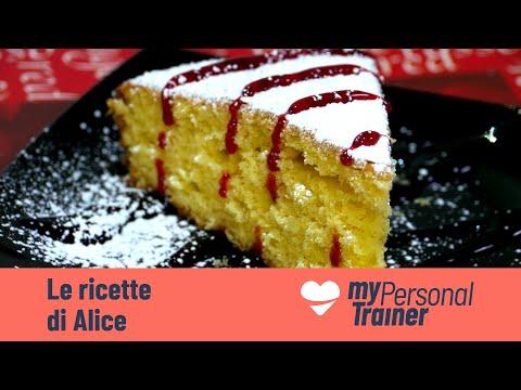 torta allo yogurt - ricetta facile