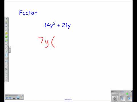 9.4 Solve Polynomial Equations in Factored Form 2011.wmv