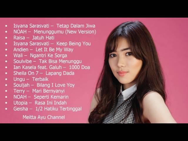 Koleksi Lagu Indonesia Terbaru Januari 2016 Billboard