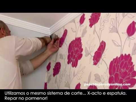 Imagens de papel de parede - Aplicar Papel de Parede