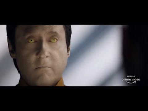 Trailer zur neuen Serie »Star Trek: Picard« mit Brent  ...