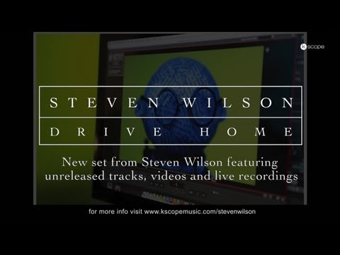 Steven Wilson - The Making of 'Drive Home'