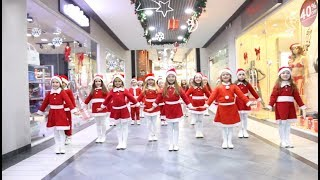Merry Christmas Best Dance Kids - Jingle Bells 2017 | Crazy Frog