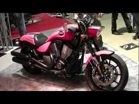 Victory Hammer S Motorcycle