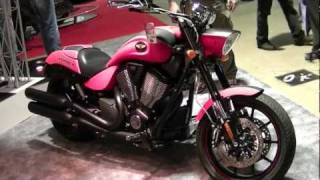 3. Victory Hammer S Motorcycle