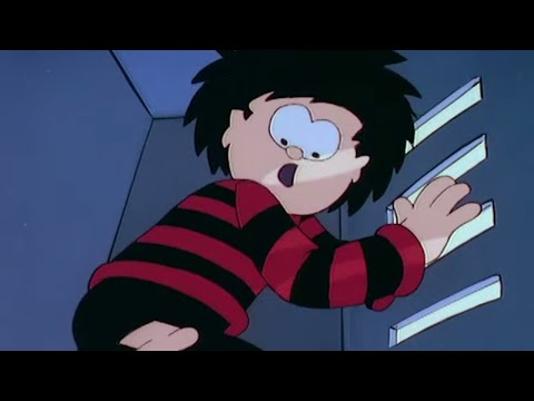 What's in Store for Dennis?   Funny Clips   Classic Dennis the Menace