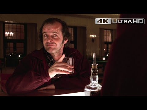 The Shining (1980) 4K SDR - The Bartender