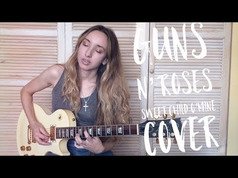 Video Guns N' Roses -  Sweet Child O'Mine cover by Yana download in MP3, 3GP, MP4, WEBM, AVI, FLV January 2017