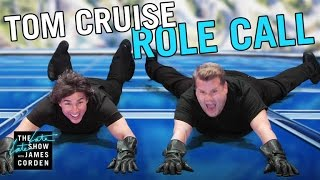 Video Tom Cruise Acts Out His Film Career w/ James Corden MP3, 3GP, MP4, WEBM, AVI, FLV Juli 2018