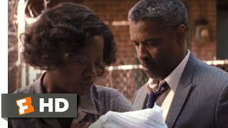 Fences (2016) - Sins of the Father Scene (8/10) | Movieclips