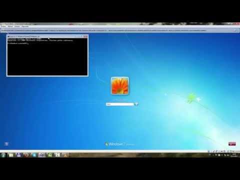 Hacknutí uživatele ve windows 7, bez cd a programků - Tutorials CZ HD