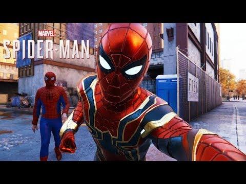 Marvel's Spider Man Part 48 - Spider-Men Side Mission